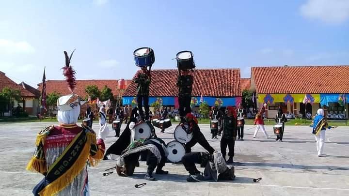 Ekskul Marchingband Jala Suta